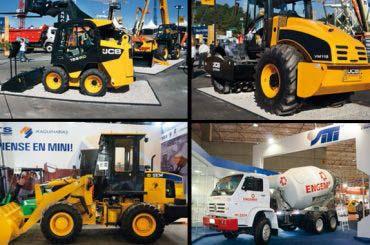 M&T Expo: Avances tecnológicos en equipos para construcción y minería en 2015