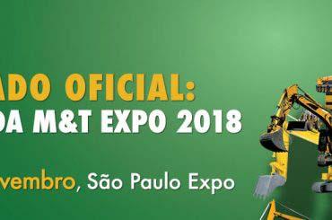 Nueva fecha de M&T Expo 2018 está definida