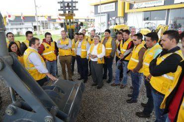 Wacker Neuson convoca a sus socios estratégicos de Latinoamérica en un nuevo evento de capacitación