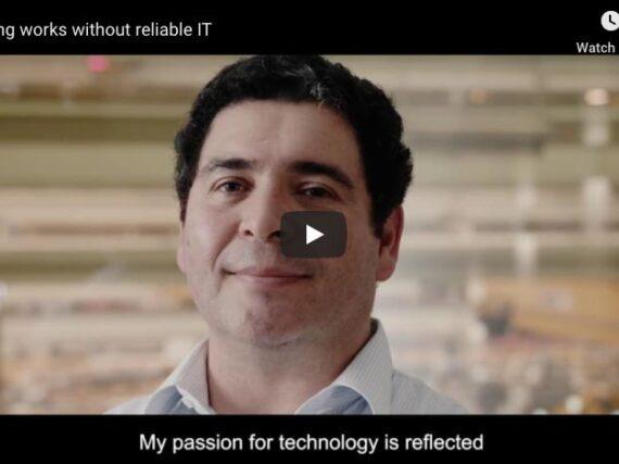 Video: Hoy día nada funciona sin la tecnología de la información