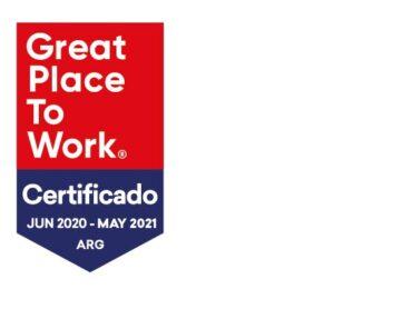 CNH Industrial recibe la certificación Great Place to Work en América del Sur