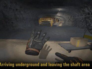Realidad virtual en minería