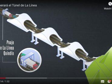 Así operará el Túnel de La Línea