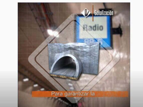 La construcción del túnel de La Línea