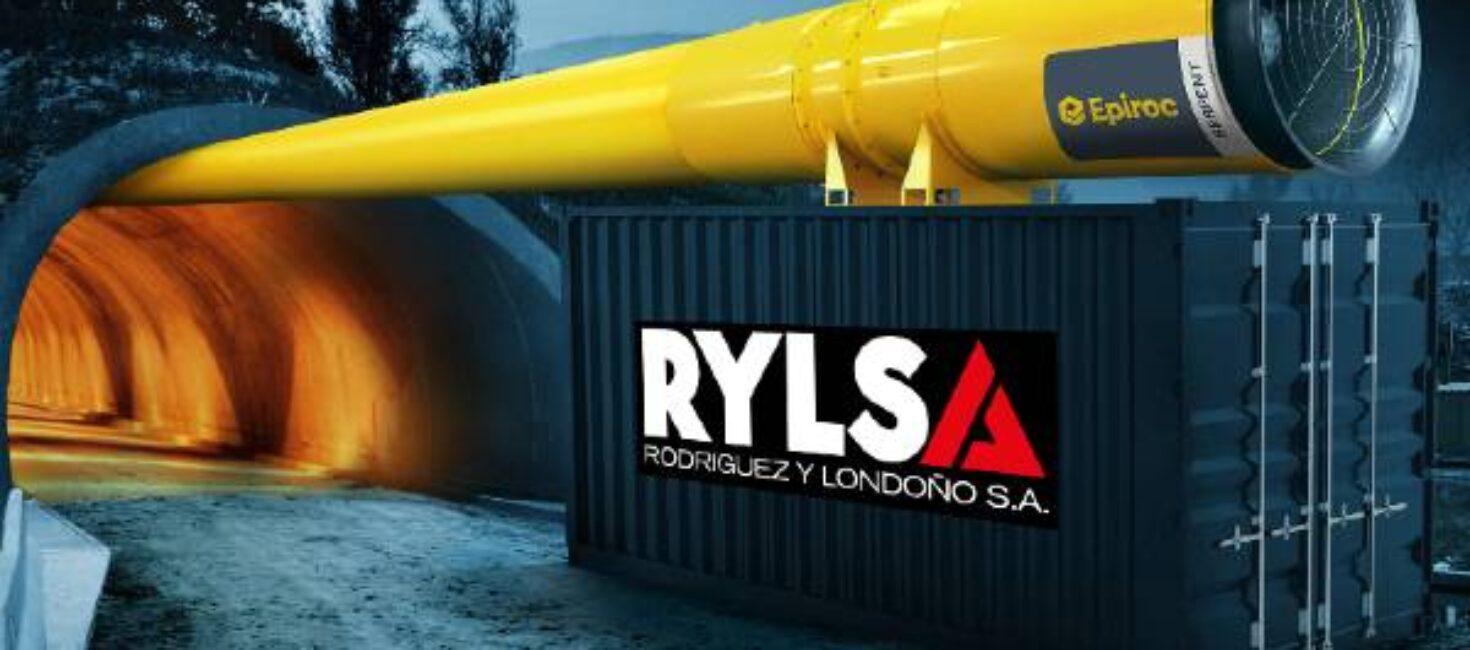 Importante acuerdo entre Epiroc y Rylsa