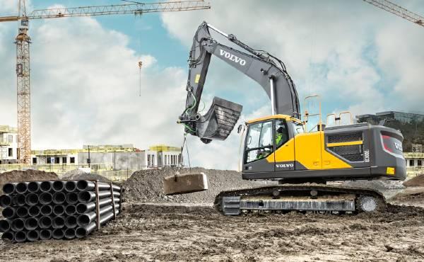 Alianza Volvo Ce y Norrhydro aporta a la eficiencia de maquinaria